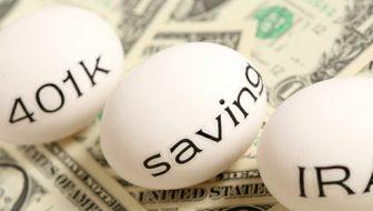 401k savings ira nest egg