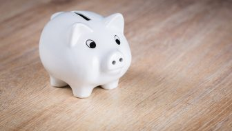 This piggy went to financial independence!